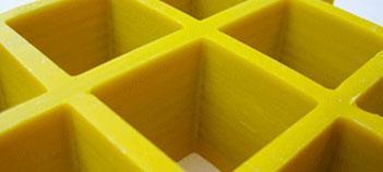 Гладкая композитная решетка